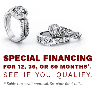 Special Financing Promotion - Subject to Credit Approval. See Store for Details.